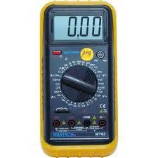 Мультиметр цифровой MY 68 (EMOS)