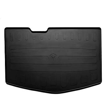 Гумовий килимок в багажник для OPEL Ampera-E 2016- (нижня полиця) Stingray