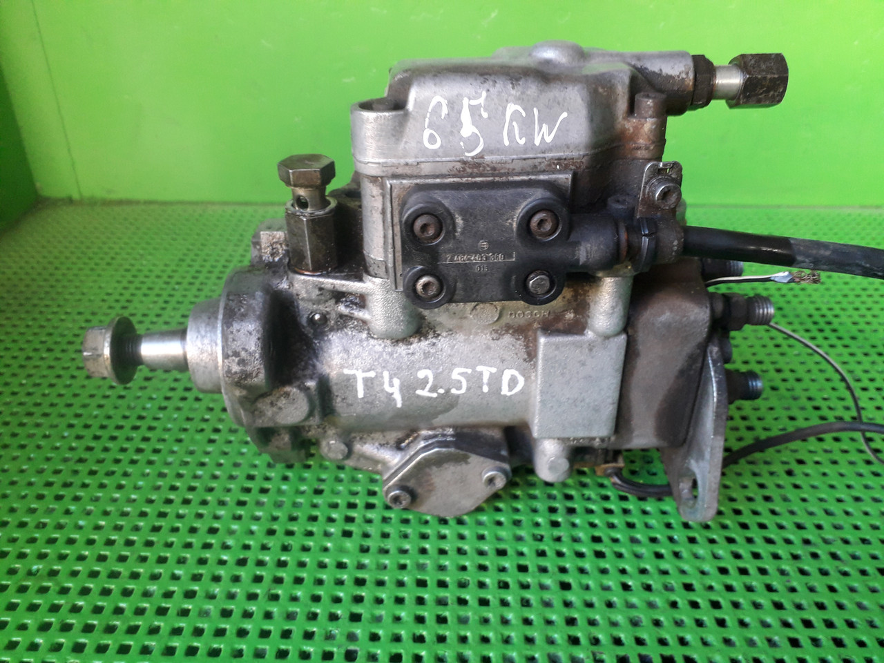 074130115b Топливный насос высокого давления ТНВД для Volkswagen T4 (Transporter) 2.5TD