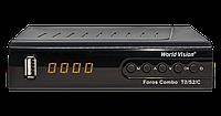 Комплект World Vision Foros Combo + Wi-Fi USB адаптер MT7601 2dBi
