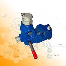 Клапан управління підйому кузова ЗІЛ-130/555-86070-10