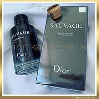 Мужские духи Dior Sauvage Eau de Parfum 100 ml. Диор Саваж Парфюм 100 мл.