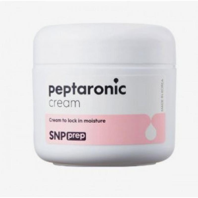 Пептидный омолаживающий крем SNP Prep Peptaronic Cream, 55 мл