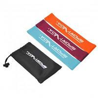 Гумка для фітнесу і спорту, стрічка-еспандер SportVida Mini Power Band SV-HK0205-1