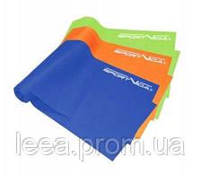 Стрічка-еспандер для спорту SportVida Flat Stretch Band 3 шт 120 на 15 см 0-15 кг