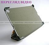Умный чехол книжка для Samsung Galaxy Tab S6 Lite 10.4 Pink (Ivanaks Tri Fold розовое золото), фото 2