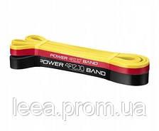 Еспандер-петля, гумка для фітнесу та спорту 4FIZJO Power Band 3 шт 2-17 кг 4FJ0062 SKL41-227846