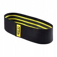 Гумка для фітнесу та спорту тканинна 4FIZJO Hip Band Light Resistance 4FJ0069 SKL41-227854