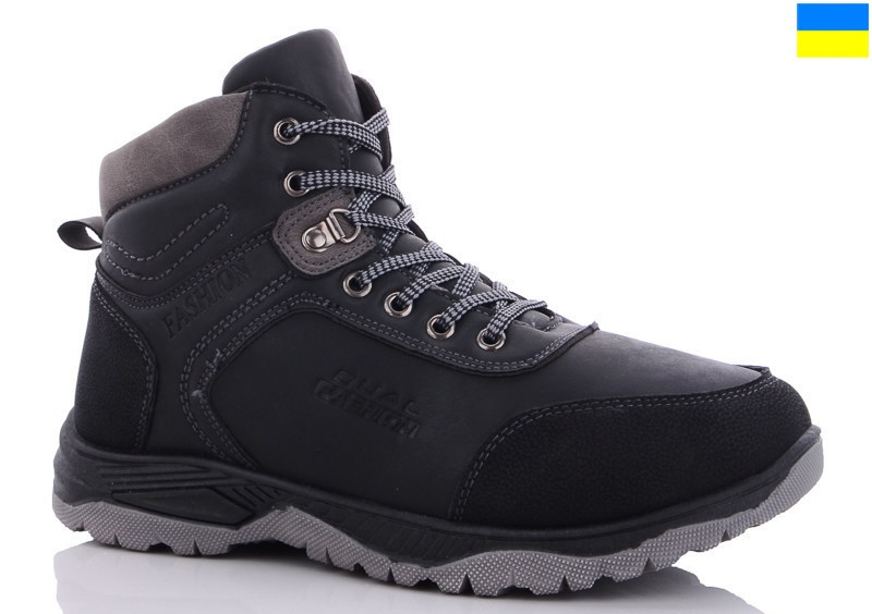 Ботинки зимние мужские Dual
