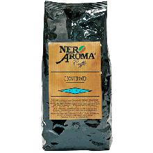 Кофе зерновой Бразилия  Nero Aroma Decaffeinato 1 кг (арабика)