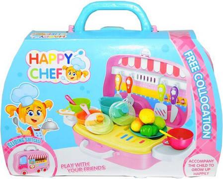 Детская кухня в чемодане Happy Chef 678-101, фото 2
