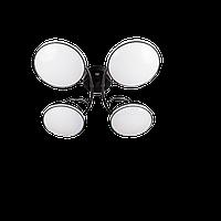 Люстра светодиодная Citilux 4X16W BK Черная