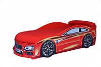 Кровать машина Bmw красный, фото 1