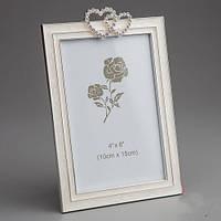 """Рамки для фотографий """"2 Сердца"""" (3 вида: кольца, подковы, сердца) подарок на свадьбу, фото 1"""
