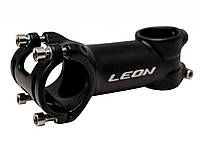 "Вынос руля алюм. 1-1/8"" Leon HS-M633-8 д.31,8мм длина: 90 mm черн."