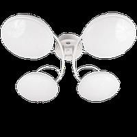 Люстра светодиодная Citilux 4X16W WH Белая