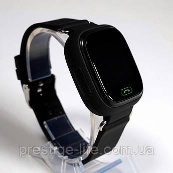 Смарт-часы с GPS, Wi-Fi, Smart Baby Watch Q90 Черные