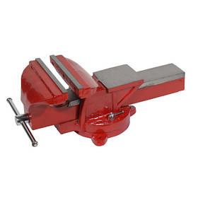 Тиски слесарные 100 мм поворотные SIGMA 4221001