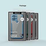 "Nillkin Apple iPhone 12/12 Pro (6.1"") Cyclops Case Blue Чехол Бампер, фото 9"