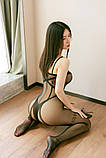 Сексуальна боді сітка комбинезон бодистокинг боди сетка сексуальное белье, фото 6
