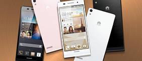 Huawei Asend серия