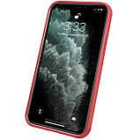 "Nillkin Apple iPhone 12/12 Pro (6.1"") Cyclops Case Red Чехол Бампер, фото 5"