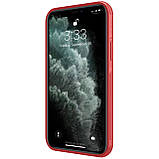 "Nillkin Apple iPhone 12/12 Pro (6.1"") Cyclops Case Red Чехол Бампер, фото 7"