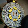 Беспроводной Bluetooth микрофон-караоке WS-669, золотой, фото 5