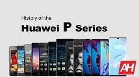 Huawei Ascend P - серия