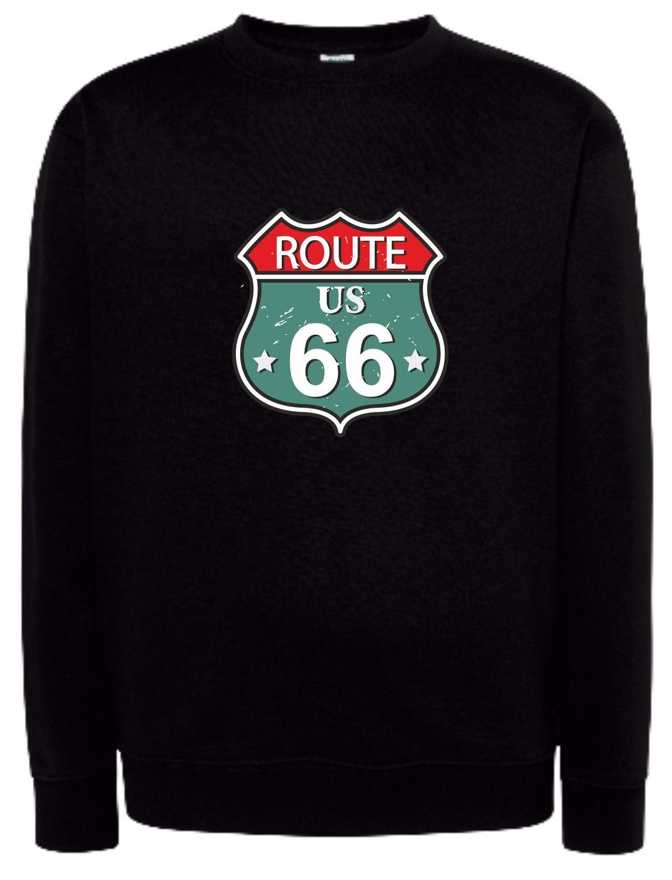 Реглан унісекс Route66