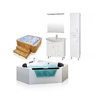 Ванны и мебель в ванную комнату