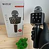 Караоке - микрофон Wster WS-1688 Bluetooth черный, фото 2