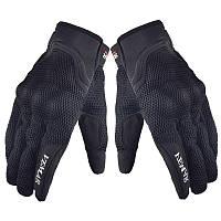 Мото перчатки VEMAR VE-173 (черные)