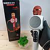 Беспроводной Bluetooth микрофон для караоке WSTER WS-1816, белый, фото 2