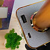 Беспроводной bluetooth караоке микрофон DM Q7 Karaoke Gold, фото 6