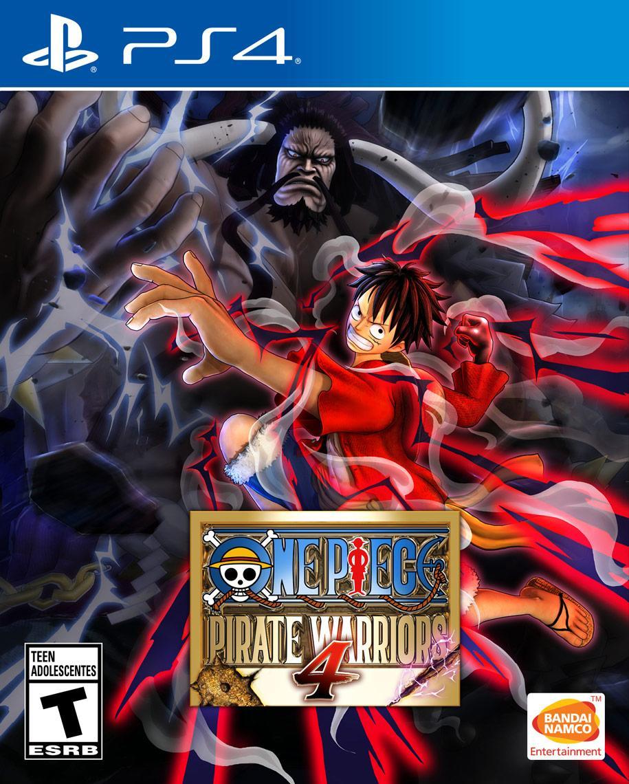 One Piece Pirate Warriors 4 (англійська версія) PS4