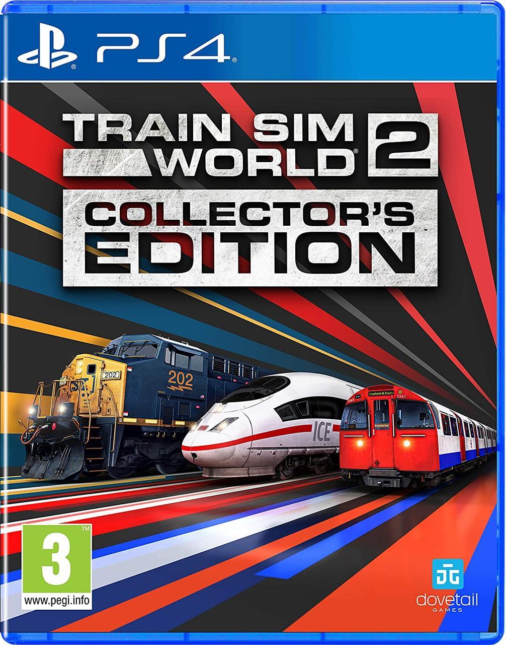 Train Sim World 2 Collectors Edition (російські субтитри) PS4