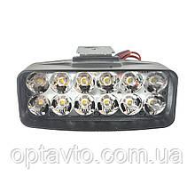 LED фары ОПТОМ. Светодиодная лэд фара 12 диодов L-22.