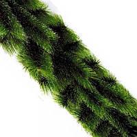 Гирлянда сосновая двухцветная заснеженная NewYEAR 925048 (light/dark green)