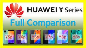 Huawei Y серия