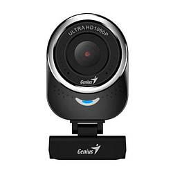 Веб-камера 2.0 Мп з мікрофоном Genius QCam 6000 Black