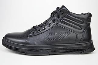 Ботинки Corso Vito 3439626 44 Черные кожа, фото 2