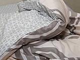 Евро-макси комплект постельного белья с компаньоном S354, фото 3