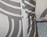 Евро-макси комплект постельного белья с компаньоном S354, фото 5
