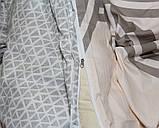 Евро-макси комплект постельного белья с компаньоном S354, фото 6