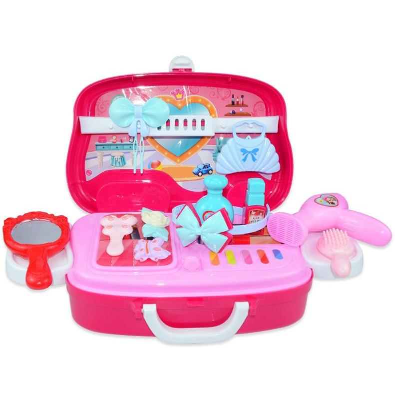 Детский набор в чемодане Happy Dresser 678-103
