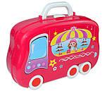 Детский набор в чемодане Happy Dresser 678-103, фото 2