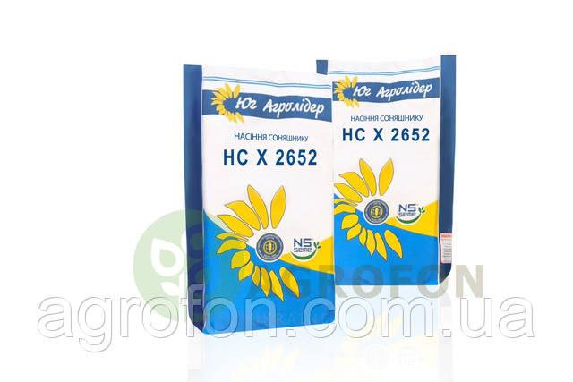 Семена подсолнечника НСХ 2652 AGROFON