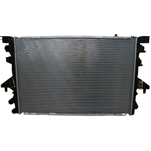 Радиатор охлаждения двигателя VW T5 (1.9TDI) (FPS) 7H0121253H