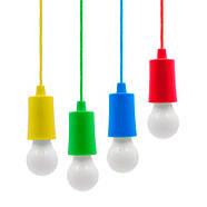 Светильник ночник Лампа на шнурке светодиодный LED, портативный, фото 2
